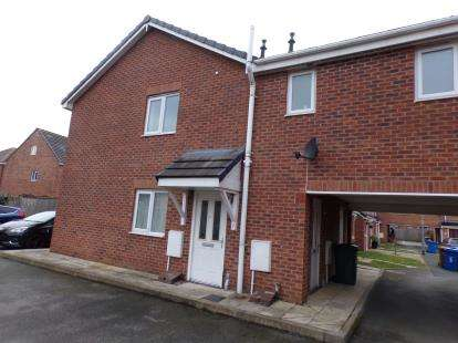 2 Bedrooms Flat for sale in New Inn Close, Buckshaw Village, Chorley, Lancashire, PR7