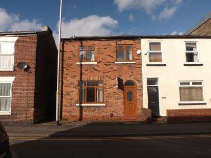3 Bedrooms End Of Terrace House for sale in Froghall Lane, Warrington, Cheshire, WA2