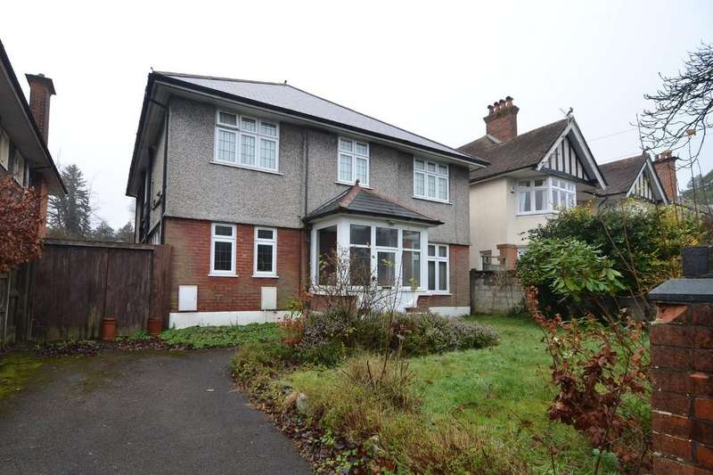 5 Bedrooms Detached House for sale in Stirling Road, Bournemouth
