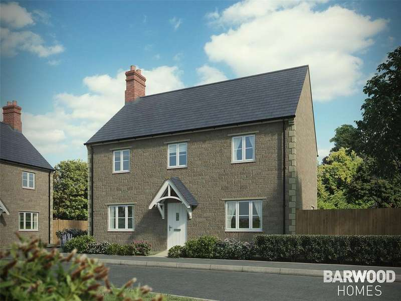 4 Bedrooms Detached House for sale in The Sutton, Meadow View, Adderbury, Oxfordshire, OX17