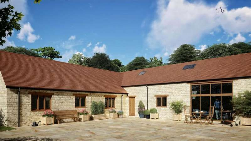 3 Bedrooms Semi Detached House for sale in Park View, Podington Road, Hinwick, Bedfordshire, NN29