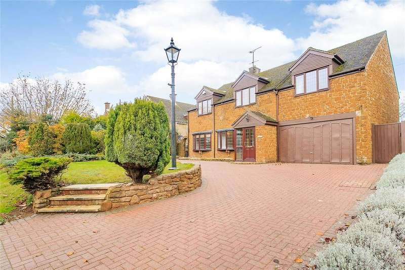 5 Bedrooms Detached House for sale in Shenington, Banbury, Oxfordshire
