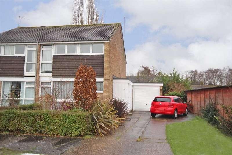 3 Bedrooms End Of Terrace House for sale in Marsden Green, Welwyn Garden City, Hertfordshire