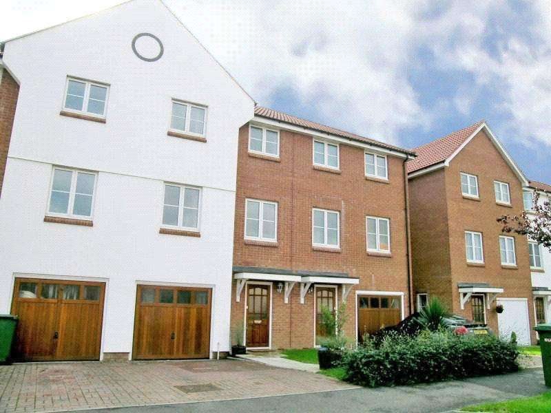 4 Bedrooms Terraced House for sale in Purdom Road, Welwyn Garden City, Hertfordshire