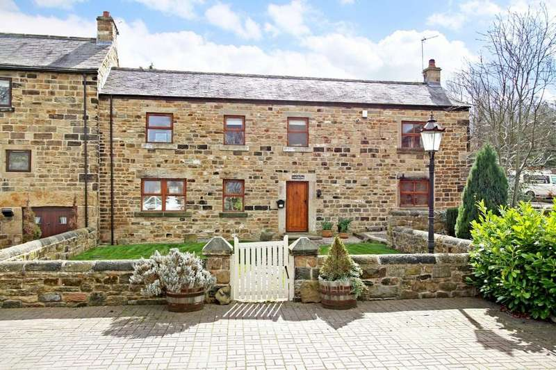 3 Bedrooms Barn Conversion Character Property for sale in Aldham Mill Cottage, Wombwell, S73