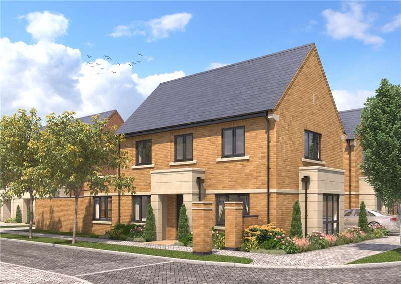 3 Bedrooms Detached House for sale in Imber Riverside Orchard Lane, East Molesey, Surrey, KT8