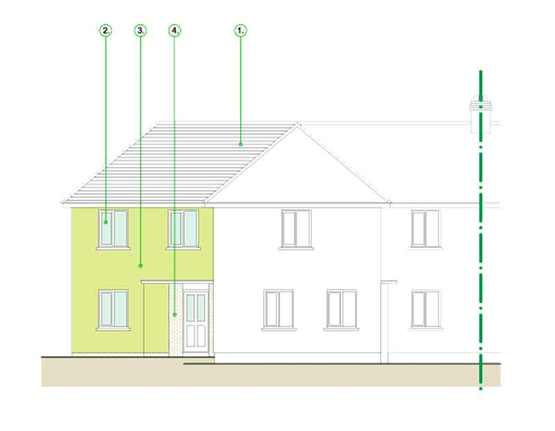 3 Bedrooms Plot Commercial for sale in Halcombe Estate, Chard, Somerset, TA20