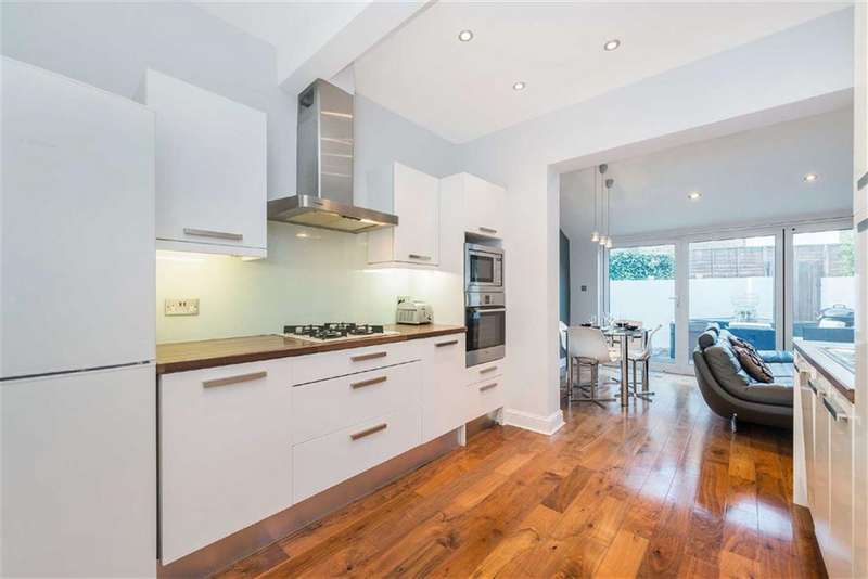 2 Bedrooms Flat for sale in Filmer Road, Fulham, London
