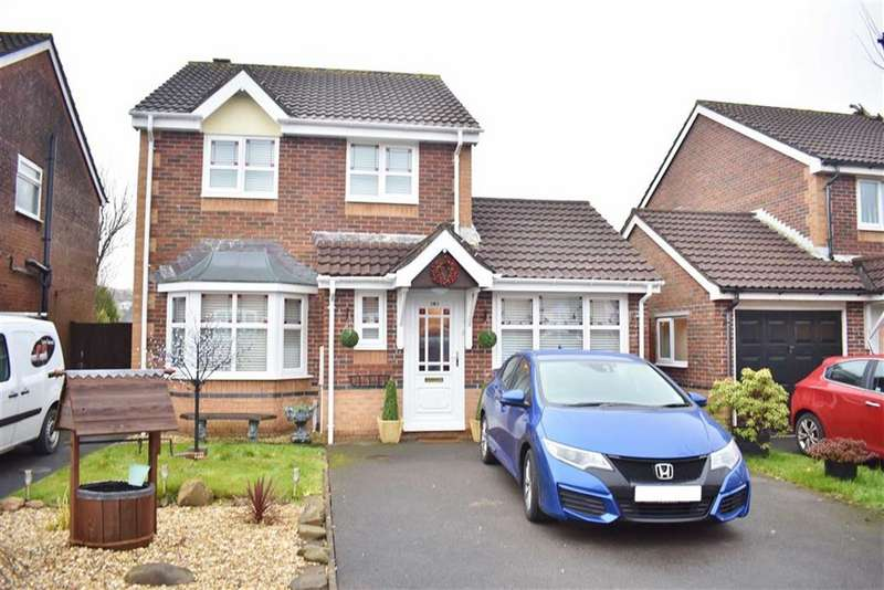 3 Bedrooms Detached House for sale in Tal Y Coed, Hendy, Pontarddulais