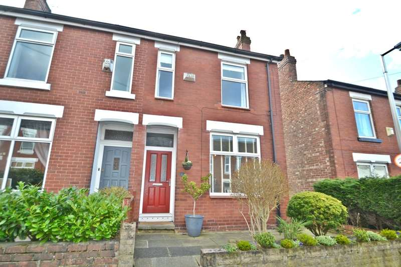 3 Bedrooms Semi Detached House for sale in St Augustines Road, Cheadle Heath