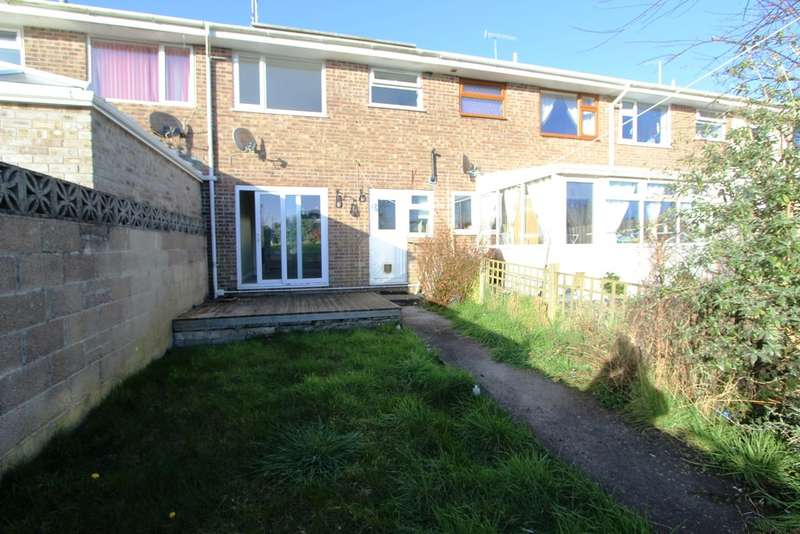 3 Bedrooms Terraced House for sale in Sycamore Drive, Torpoint
