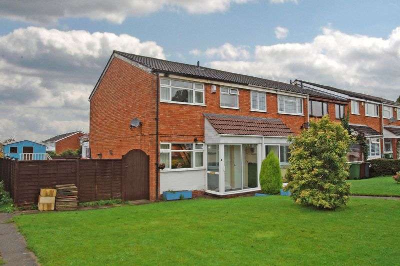 3 Bedrooms Property for sale in Beehive Close Catshill, Bromsgrove