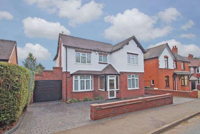 4 Bedrooms Property for sale in Perryfields Road, Bromsgrove