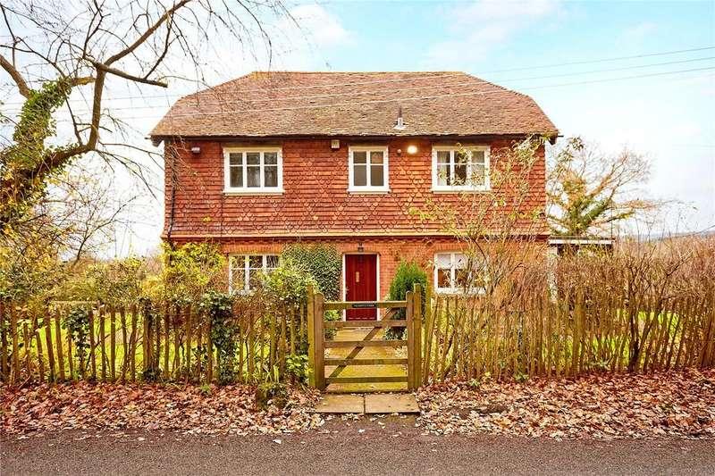 4 Bedrooms Detached House for sale in South Brook Lane, Toys Hill, Edenbridge, Kent