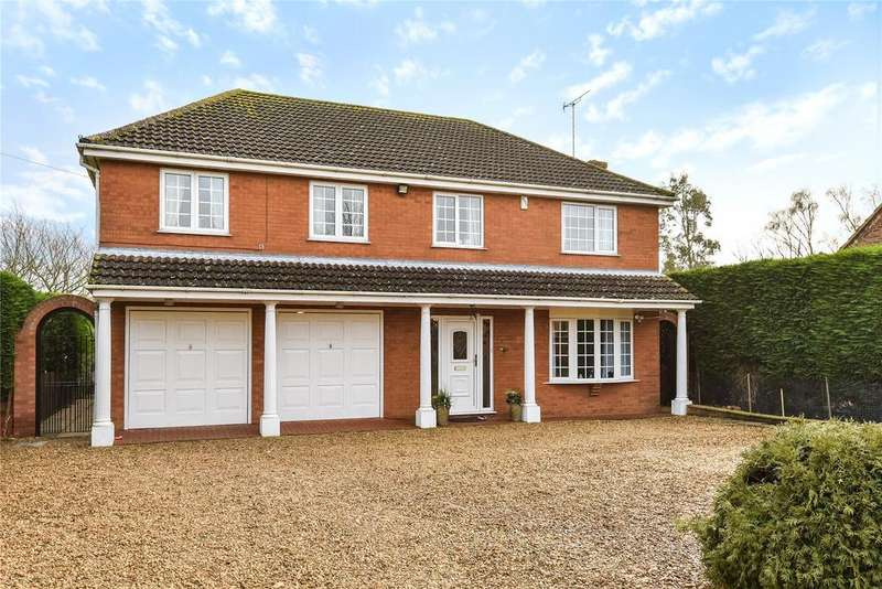 5 Bedrooms Detached House for sale in Broadgate, Sutton St Edmund, PE12