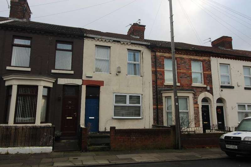 2 Bedrooms Terraced House for sale in Roxburgh Street, L4