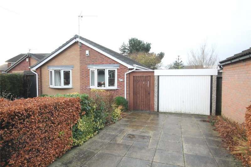 2 Bedrooms Detached Bungalow for sale in West View, Cudworth, Barnsley, S72