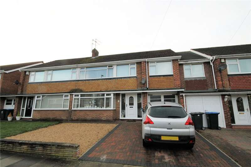 5 Bedrooms Semi Detached House for sale in Loweswater Avenue, Garden Farm, Chester Le Street, DH2
