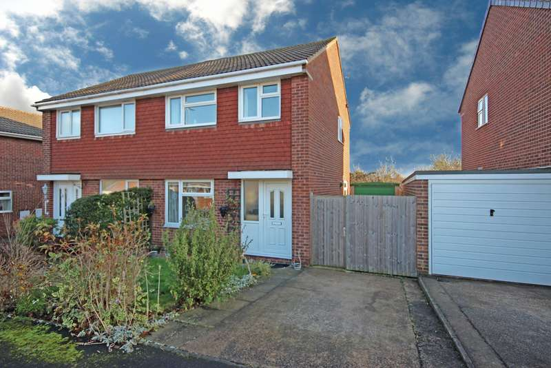 3 Bedrooms Semi Detached House for sale in Highfields Close, Shepshed LE12