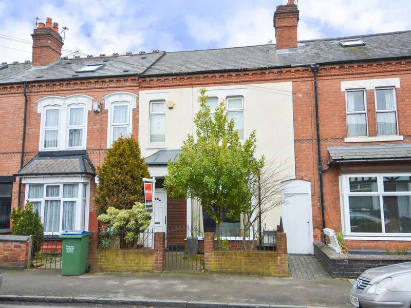 3 Bedrooms Terraced House for sale in Lightwoods Road, Bearwood, B67