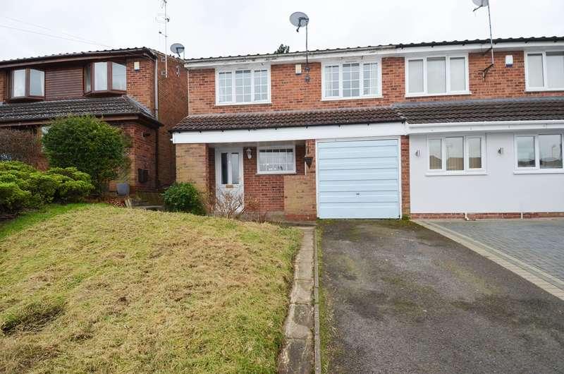 3 Bedrooms Semi Detached House for sale in Topsham Croft, Kings Heath, Birmingham, B14