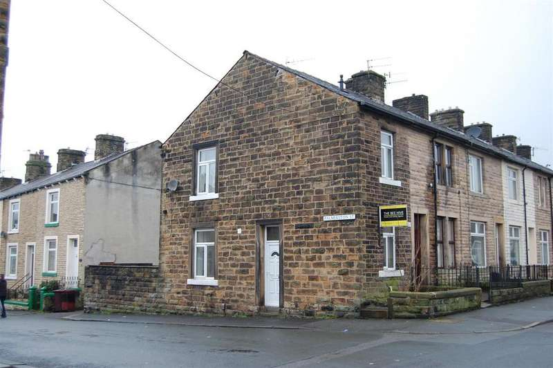 3 Bedrooms Terraced House for sale in Palmerston Street, Padiham, Burnley