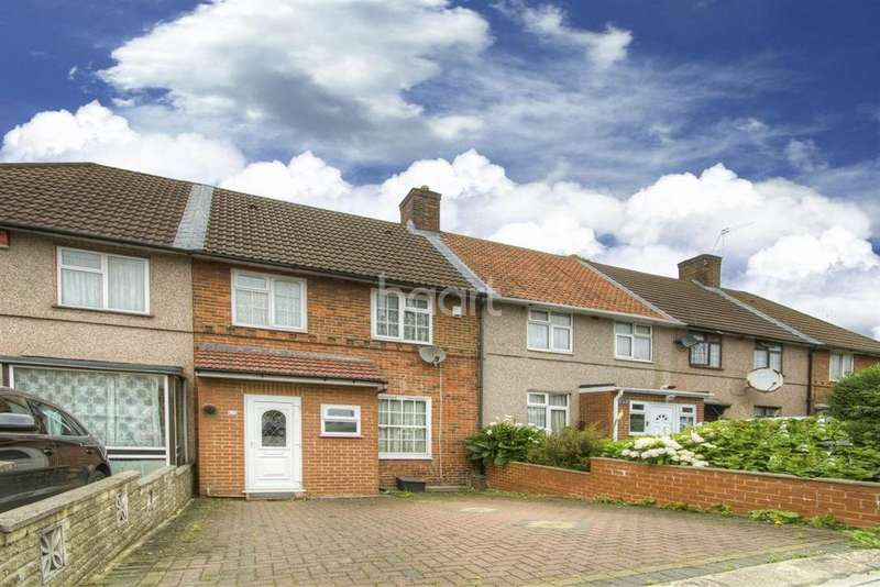 2 Bedrooms Terraced House for sale in Watling Avenue, Edgware, HA8