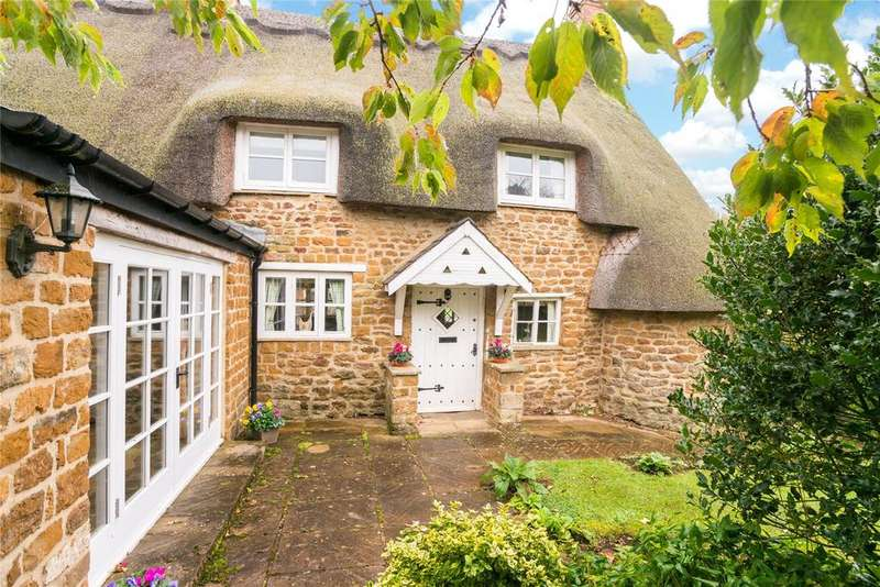 2 Bedrooms Semi Detached House for sale in Shenington, Banbury, Oxfordshire