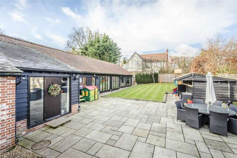 4 Bedrooms Barn Conversion Character Property for sale in Braughing Bury, Braughing, Herts