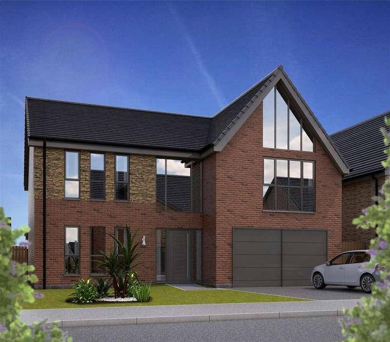 5 Bedrooms Detached House for sale in Plot 53 'Mayfair', Rockcliffe Grange, Nottingham Road, Mansfield