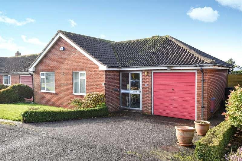 2 Bedrooms Detached Bungalow for sale in Cembra Close, Honiton, Devon, EX14