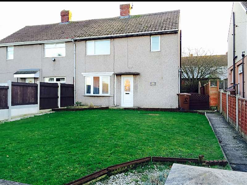 3 Bedrooms Semi Detached House for rent in Cow Lane, Havercroft, Wakefield WF4
