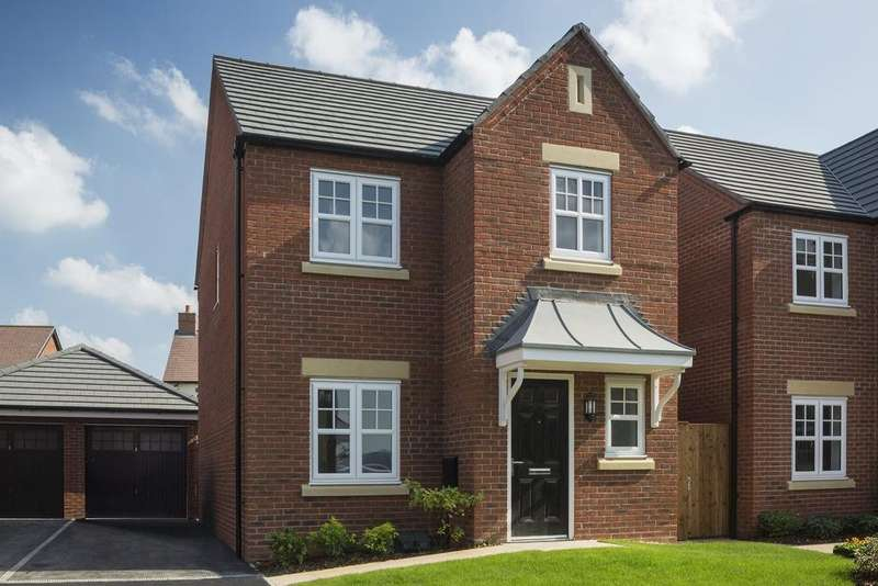 3 Bedrooms Detached House for sale in Bridgewater Park, Winnington Avenue, Northwich