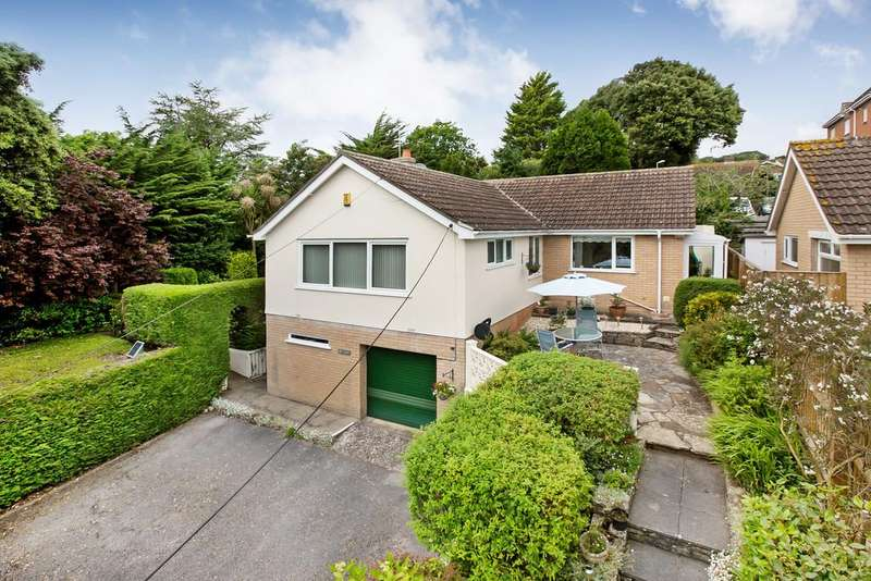 3 Bedrooms Detached Bungalow for sale in New Road, Teignmouth, TQ14 8UD