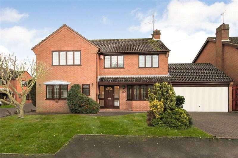4 Bedrooms Detached House for rent in Carver Gardens, Stourbridge, West Midlands, DY8