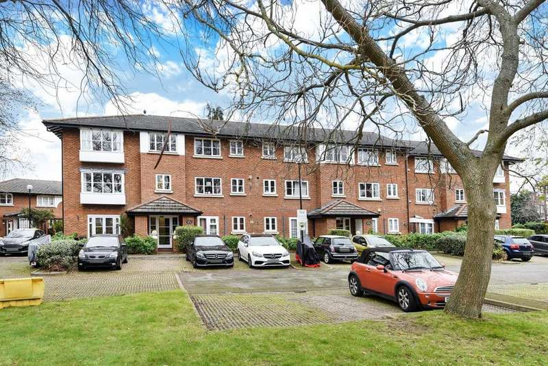 1 Bedroom Flat for sale in Kingsworthy Close, Kingston upon Thames