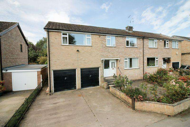 5 Bedrooms Semi Detached House for sale in Fishergreen, Ripon
