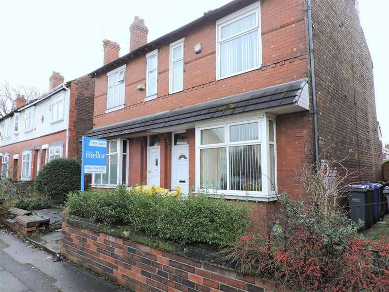 3 Bedrooms End Of Terrace House for sale in Dorset Road, Manchester