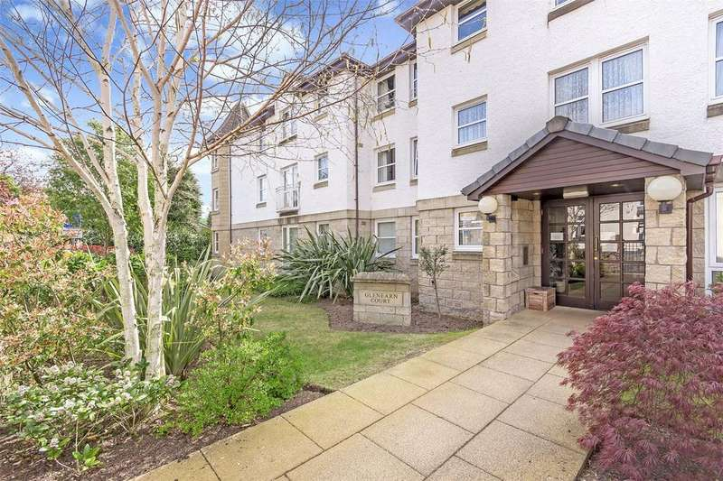 1 Bedroom Flat for sale in Glenearn Court, Pittenzie Street, Crieff, Perth and Kinross, PH7
