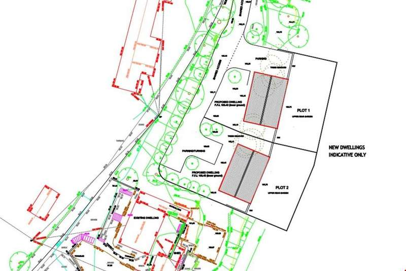 Plot Commercial for sale in St Austell, Cornwall, PL25