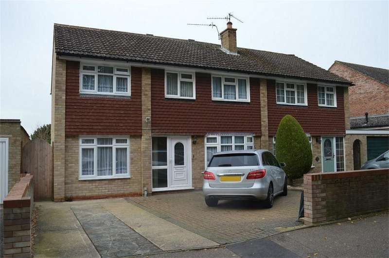 4 Bedrooms Semi Detached House for sale in 1 Woodlands, Bishop's Stortford