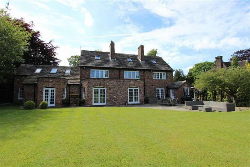 6 Bedrooms Detached House for rent in Hough Lane, Wilmslow