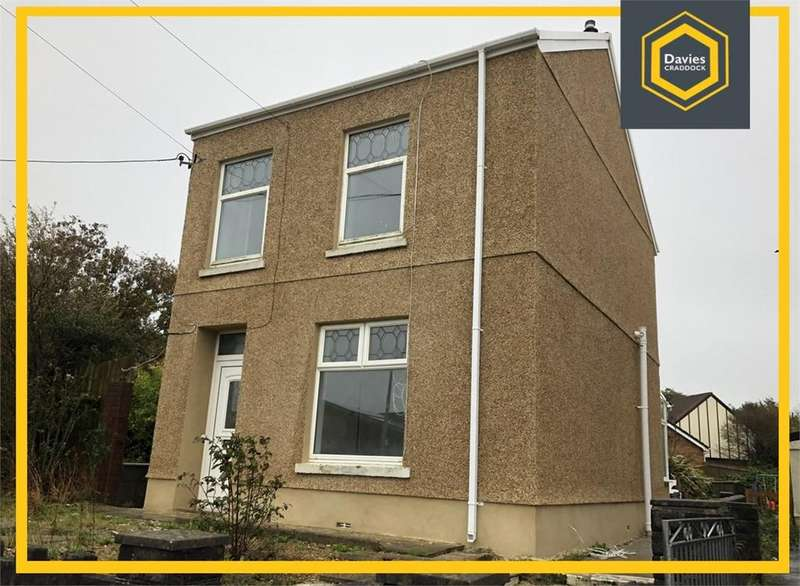 3 Bedrooms Detached House for sale in Trallwm Road, Llanelli, SA14