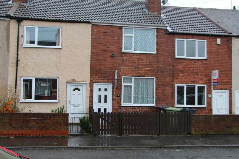 2 Bedrooms Terraced House for sale in 39, Duke Street, Creswell