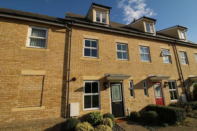 3 Bedrooms Terraced House for sale in Greenwell Road