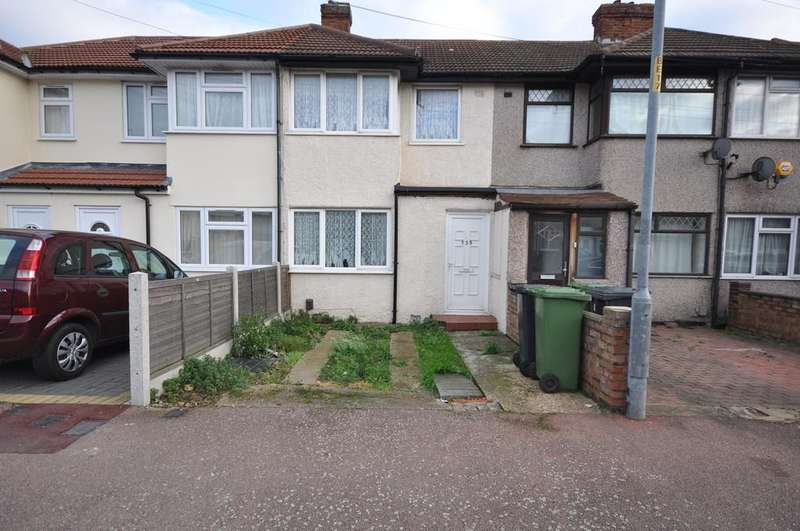 3 Bedrooms Terraced House for sale in Beam Avenue, Dagenham