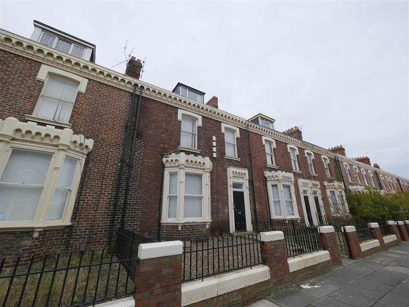 2 Bedrooms Flat for sale in Azalea Terrace North, Ashbrooke,, Sunderland