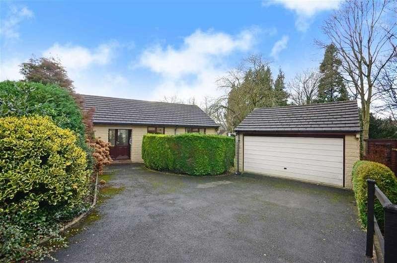 3 Bedrooms Detached Bungalow for sale in Sorby Croft, 14, Sir Josephs Lane, Darley Dale, Matlock, Derbyshire, DE4
