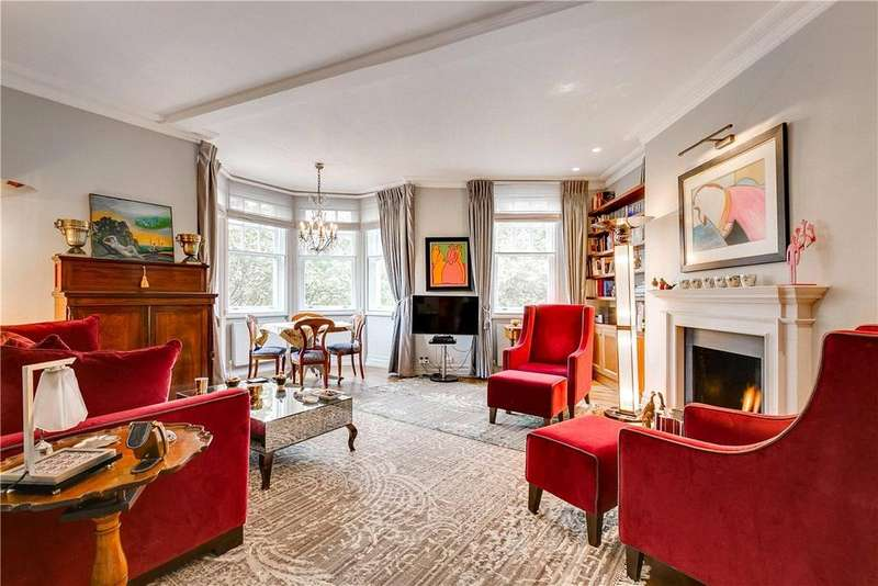 2 Bedrooms Apartment Flat for sale in Riverpark Court, 22-23 Embankment Gardens, Chelsea, London, SW3