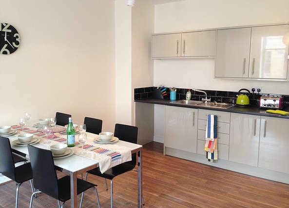 5 Bedrooms Flat Share for rent in Godwin Lofts Godwin Street, City Centre, BD1